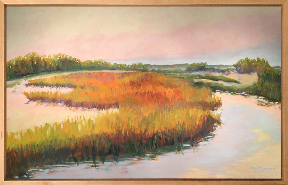 Morning Tide by Daryl D. Johnson Artist