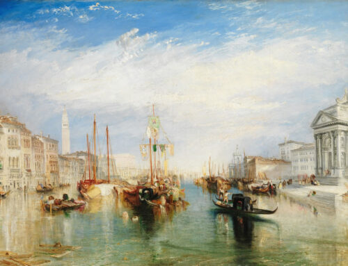 Can One Have Too Many Books on Turner?