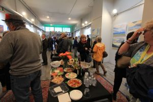 Open Reception May 17, 2019